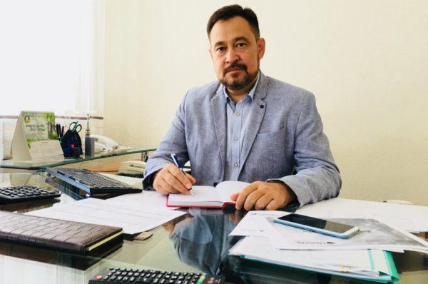 Алмат Сулейменов — директор ТОО «Алау-ТВ»